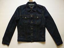 NWT Burberry Brit Skipper Denim Jacket (Mid Indigo;  M) US$495