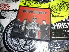 Blood Duster Patch Death Metal Grindcore Repulsion