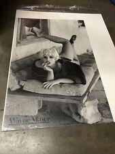 """Wayne Maser 1991 Lara Harris Poster 36""""x24"""""""