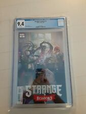 Strange Academy 2 Cover A 1st Print CGC 9.4 W/ White Pages