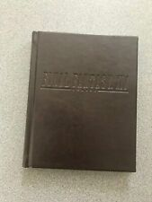 Final Fantasy Xiv 14 Online Collector's Edition Brown Leather Journal Unused