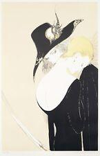 "Yoshitaka Amano ""Nocturne"" edition 300 Lithograph print"