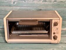 Black & Decker Under Cabinet Easy Clean Toaster Oven TRO 570 Space Saver