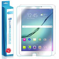 2x iLLumi AquaShield Crystal HD Screen Protector for Galaxy Tab S3 & Tab S2 9.7