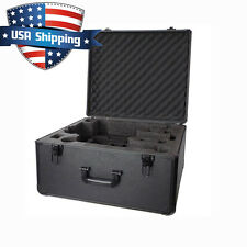 Aluminum Hard Carrying Case for Yuneec Typhoon 4K and Q500 Quadcopter