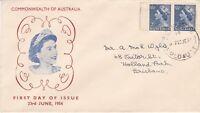 AFD35) Australia 1954 Commonwealth of Australia