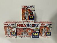 2020 - 2021 Panini NBA Hoops Mega Box & Blaster x3 Lot IN HAND FACTORY SEALED 🔥