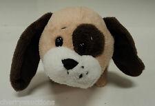 "x Spot Long Ear Dog LIL DIMPLES 5"" mini plush stuffed animal ganz"