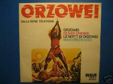 """OLIVER ONIONS DE ANGELIS """" Orzowei """"45 orig PERFETTO"""