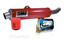HMF Performance RED Slip On Exhaust + Jet Kit + Uni Filter Honda TRX400EX 400EX