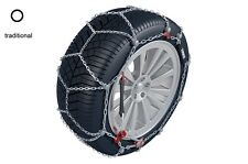 CATENE DA NEVE PER AUTO KONIG CD-9 T-9 DA 9 MM N 075