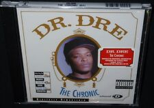 DR DRE THE CHRONIC (1992) BRAND NEW SEALED RAP CD SNOOP DOGG KURUPT LADY OF RAGE