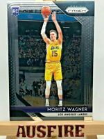 NBA Moritz Wagner Los Angeles Lakers 2018-19 Panini Prizm Rookie Card #284