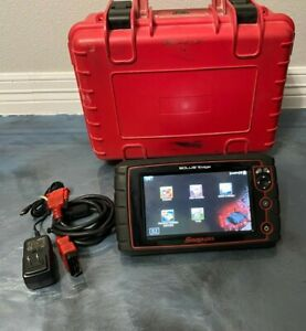 CLEAN Snap-On Solus Edge EESC320 Version 19.2for Domestic, Asian & European