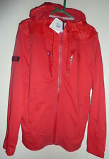 "PUMA FERRARI FORMULA ONE RED HOODED SWEAT JACKET ADULT MEDIUM 39-41""-BNWT"