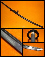 "53"" HAND FORGED JAPANESE SAMURAI SWORD KATANA FOLDED STEEL FULL TANG SHARP BLADE"