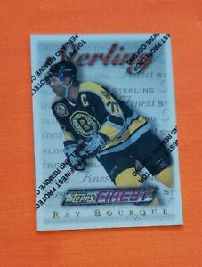 1995-96 Finest #77 Ray Bourque S