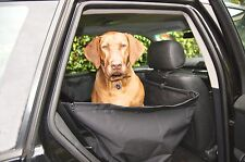 Norton: Car Seat Cover for Dogs with Zip up sides and harness strap holes