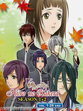 DVD HIIRO NO KAKERA Season 1+2 ( Vol. 1-26 End ) Complete Box Set + Free Gift