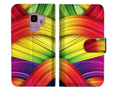 Meaningful Abstract Wallet Case Cover For Samsung Galaxy S5 - A020