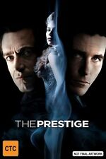 The Prestige (Blu-ray, 2017, 3-Disc Set)