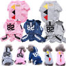Pet Puppy Dog Cat Hoodie Sweater Jumper Coat Winter Warm Clothes Apparel Costume