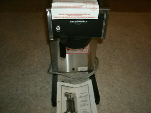Bloomfield Gourmet 1000 - Model 8785-A - Commercial Coffee Maker - New !