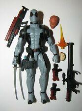 """Marvel Legends 6"""" scale figure Deadpool Hascon Authentic complete excellent"""