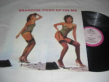 (3546) Brandon - Push up on me - 1988 - Sexy Cover
