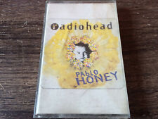 RADIOHEAD - Pablo Honey CASSETTE TAPE / Made In PHILIPPINES