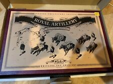 Britains Petite New 8857 Royal Artillery Mountain Battery Toy Soldier Figure Set