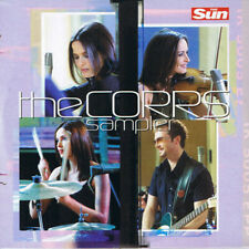 THE CORRS: SAMPLER - PROMO CD (2002) ENHANCED VIDEO INTERVIEW & CONCERT FOOTAGE