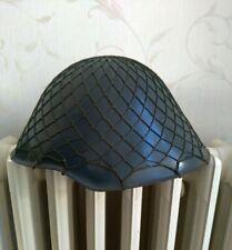 Elmetto Tedesco Rete Mimetica DDR Germania Est Originale Camo German Helmet WW2