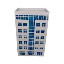 Outland Models Miniatures Modern Office Building for Diorama 1:64
