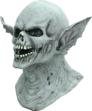 Halloween Costume BANSHEE SKULL DEMON VAMPIRE LATEX DELUXE MASK Haunted House