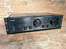Onkyo A-9010 Stereo Integrated Amplifier No Remote 385953