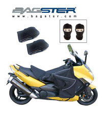 Pack Hiver BASGTER Yamaha 500 Tmax T-MAX 2008-2011 Tablier  Manchons 2 Cagoules