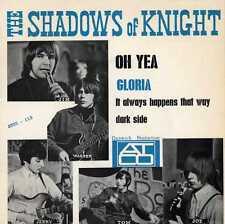 """SHADOWS OF KNIGHT """"GLORIA"""" ORIG FR EP 1966"""