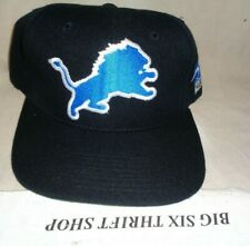 Detroit Lions NFL Pro Line Sports Specialties Throwback Snapback CAP HAT