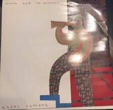 Aztec Camera 3 45s Singles Walk Out To Winter/How Men Are/Somewhere In My Heart