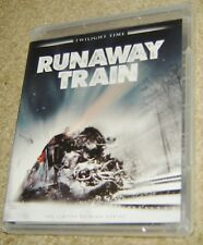 RUNAWAY TRAIN TWILIGHT TIME LIMITED EDITION BLU-RAY, NEW & SEALED,A CLASSIC!,OOP