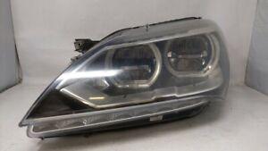 2012-2015 Bmw 640i Driver Left Oem Head Light Headlight Lamp 86675