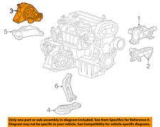 Chevrolet GM OEM Engine Transmission Mounting-Upper Transmission Mount 95169684