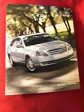 2007 Toyota Avalon 20 Page Deluxe Sales Brochure