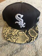 CHICAGO WHITE SOX Snake Bill Snapback 9 FIFTY Adjustable Baseball Hat