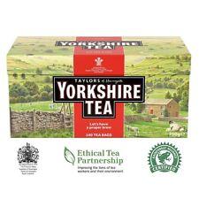 Taylors Of Harrogate Yorkshire Tea Teabags 240 Pack Tea Bag Brand New