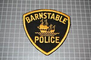Barnstable Massachusetts Police Patch (US-Pol)