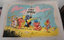 Poster SPIROU SIBYLINE N° 1623 du 22 05 1969 TTBE Macherot