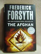 Frederick Forsyth : The Afghan. Signed by Author. Bantam 1st ed.(Hardback 2006)
