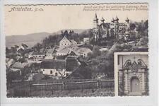 AK Artstetten, Schloß, Grufteingang, 1915